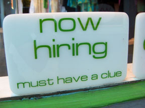 What NOT to do when hiring your next employee