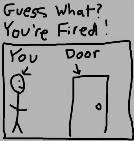 how to fire a bad employee