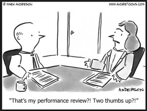 Ensuring Employee Performance Reviews Don't Dismantle You
